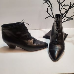 SUDINI Vintage (90s) Soft Leather Bootie